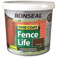 Ronseal  One Coat Fencelife - 5 Litre