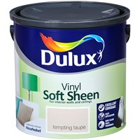 Dulux Vinyl Soft Sheen Colours Paint - 2.5 Litre
