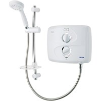 Triton  T90Z Pumped Electric Shower 9.5kW - White