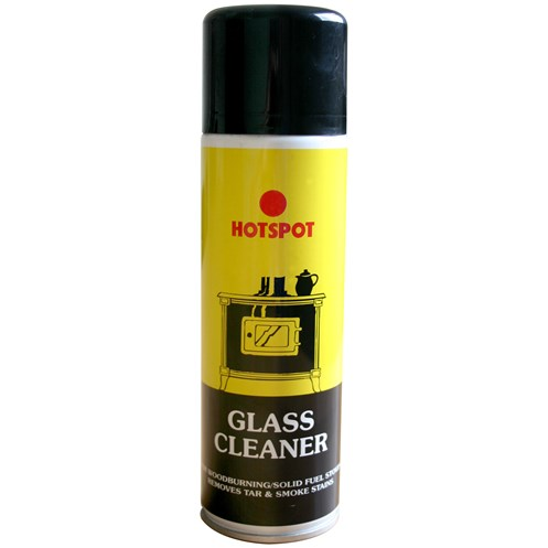 Hotspot  Stove Glass Cleaner Aerosol - 320ml