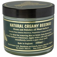 Flag  Natural Creamy Beeswax Clear - 250ml