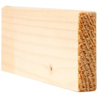 Picton  N-White Wood Strip - 240 x 1.2 x 5.8cm