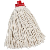 Dosco  White Mop Head - Coloured Socket No. 12