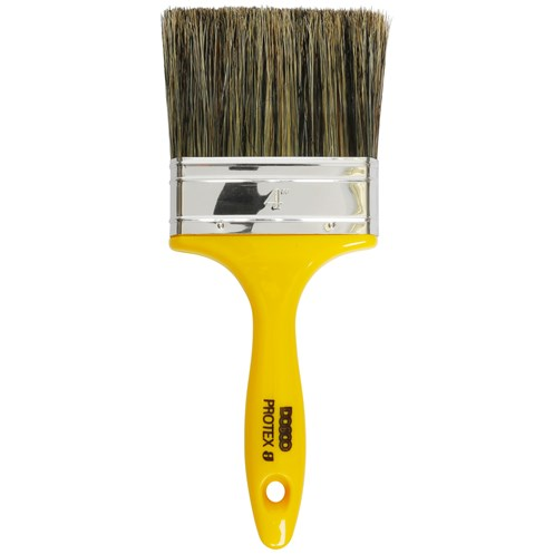 Dosco  Protex Masonry Paint Brush - 4in