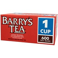 Barry's Tea  Gold Blend Tea Bags - 600 Bags